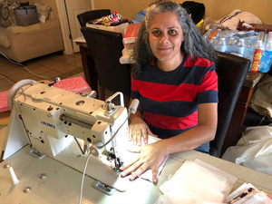 Safett Strap Sewing At Home