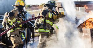 Fire Fighter Matt Chesin On Unsplash 810