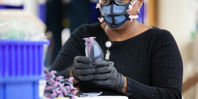 New Balance Face Masks