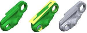 3d Systems Geomagic Design X Hybrid Modeling Casting 2