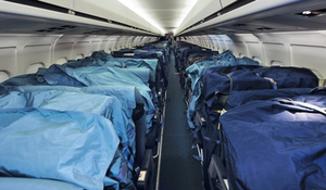 Cargo On Airline Seatss