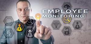 Employee Monitoring Leowolfert Dreamstime com