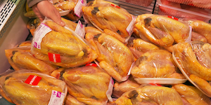 Packaged Poultry Id 90279511 © Rene Van Den Berg Dreamstime