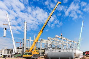 Construction A Factory