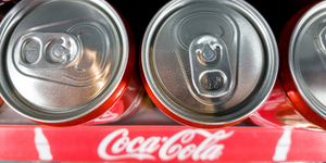 Coca Cola Cans Logo Red Cans Soda Cans Pop Cans Pavel Sytsko Dreamstime