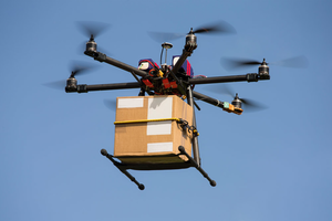 Drone Delivery 1000 2020 08