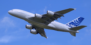 Airbus A380 In Flight © Martin Spurny Dreamstime
