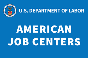 American Job Center Card