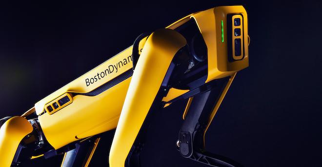 Spot From Boston Dynamics A
