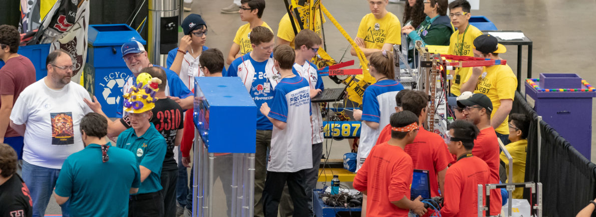 Texas Expands Its Robotics Education - Image
