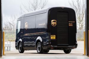 Van Ups Select 4