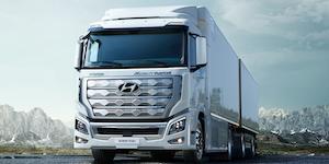 Hyundai Xcient Fuel Cell Heavy Duty Truck Hydrogen