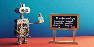 Nanotech Robot