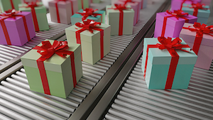 Holiday Boxes Getty