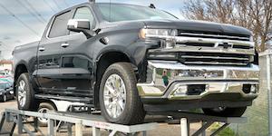 Chevy 2020 Silverado In Canada Gm General Motors © Dennizn Dreamstime