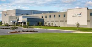 Aerojet Rocketdyne's Advanced Manufacturing Facility in Huntsville.