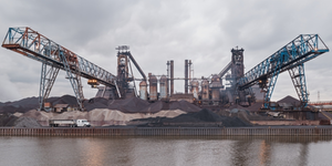 Arcelormittal Cleveland Duel Blast Furnaces