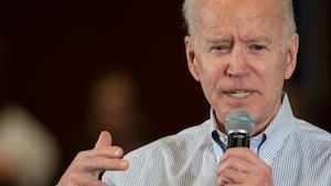 Biden Speaks On Campaign Trail Andrew Cline Dreamstime 60086ac87af07