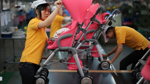 China Manufacturing Strollers Feng Li G