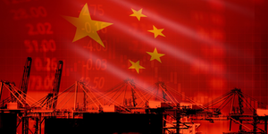 China Factory Trade Production Export Import © Engdao Wichitpunya Dreamstime