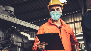 Worker With Facemask 5ff4b4a03827a