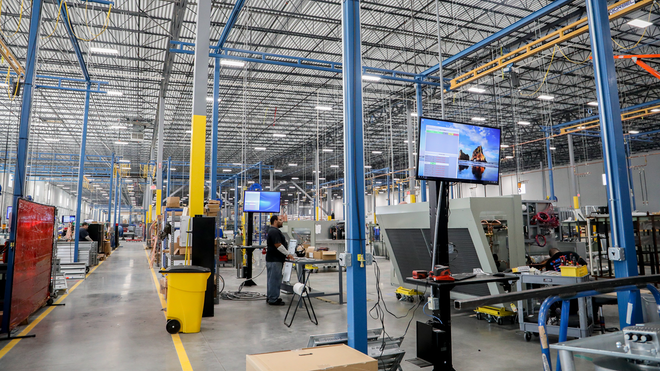 Prior to the pandemic, KCC Manufacturing had been growing rapidly, averaging about 32% per year in the eight years preceding 2020. Credit: KCC Manufacturing