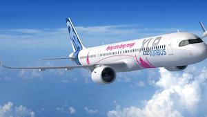 Airbus A321 Xlr 1540 6019e3112a946