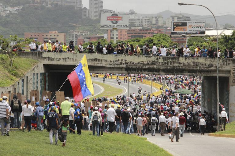 Venezuela Edgloris Marys