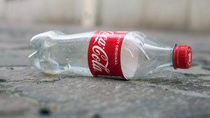 Coca Cola Plastic Bottle Abandoned Pollution Litter Plastics Recycling Neydtstock Dreamstime 6022c3301d083