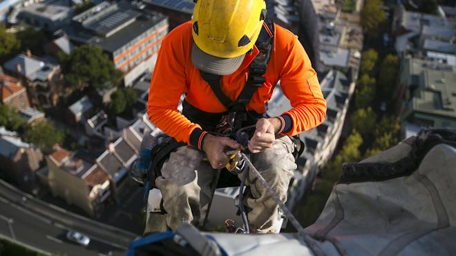 Most Dangerous Jobs Safety Harness 60370799d1714