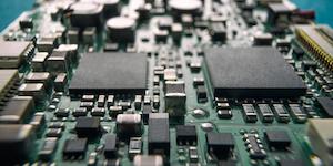 Semiconductor Integrated Microchip Microprocessor Tech © Koldunova Anna Dreamstime