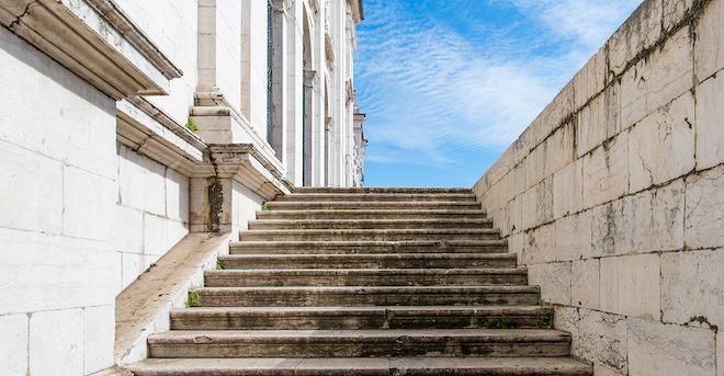 Steps To Sky