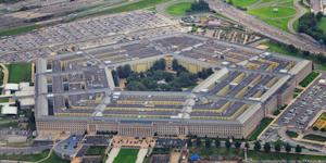 The Pentagon Building, Aerial View © Jeremy Christensen Dreamstime