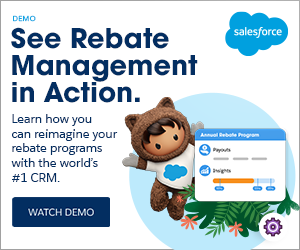 Rebate Management Demo 300x250