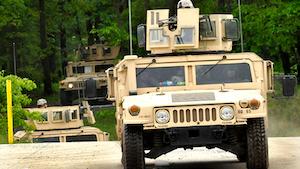 U s Army Calvary Scouts In Up Armored Hmmwv Gun Trucks 800 605765e3d5287