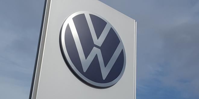 Volkswagen New Dealership Sign Logo Store Of German Automaker Shop © Sylvain Robin Dreamstime