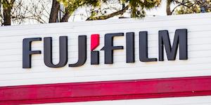 Fujifilm Logo Photograph Diosynth Biotechnology Fujifilm Corp © Andreistanescu Dreamstime