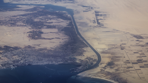 Suez Canal Aerial View Askme9 Dreamstime 6061fbe2277fe