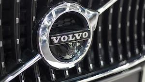 Volvo Logo Grill Boggy Dreamstime 6063f8caacf7e