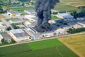 Factory Fire Kromatikanet