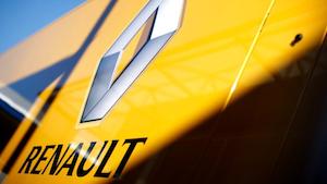 Renault Logo G Drew Gibson