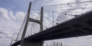 Bill Emerson Memorial Bridge Cape Girardeau Missouri Bridge Roads Infrastructure © Michael Rolands Dreamstime