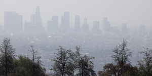 California Skyline Smog Emissions Exhaust © Felix Mizioznikov Dreamstime