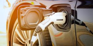 Electric Vehicle Car Battery Charging Port Ev © Bunlue Nantaprom Dreamstime
