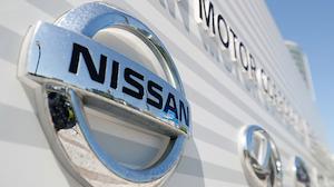 Nissan Logo G Ken Ishii