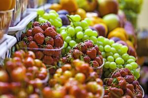 Fresh Produce © Aleksandra Lande