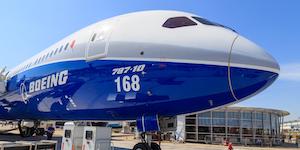 Boeing 787 10 Dream Richair Dreamstime