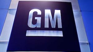 General Motors Logo G