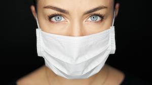 Woman Wearing Mask 60af9c7ff16bc