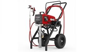 Electric Spraying Workhorse